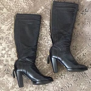 Chloe Knee High Boots